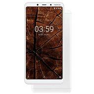 Nokia 3.1 Plus bílá - Mobilní telefon