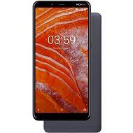 Nokia 3.1 Plus šedá - Mobilní telefon