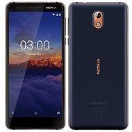 Nokia 3.1 Dual SIM modrý - Mobilní telefon