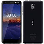 Nokia 3.1 Single SIM černý - Mobilní telefon