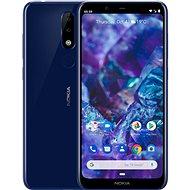 Nokia 5.1 Plus Blue - Mobilní telefon