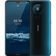 Nokia 5.3 3GB/64GB modrá - Mobilní telefon