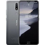 Nokia 2.4 šedá - Mobilní telefon