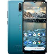 Nokia 2.4 modrá - Mobilní telefon