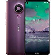 Nokia 3.4 64GB fialová
