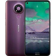 Nokia 3.4 32GB fialová
