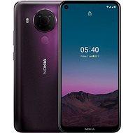 Nokia 5.4 64GB fialová - Mobilní telefon