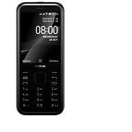 Nokia 8000 4G černá - Mobilní telefon