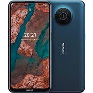 Nokia X20 Dual SIM 5G 8GB/128GB modrá - Mobilní telefon