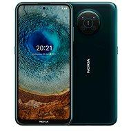 Nokia X10 Dual SIM 5G 4GB/128GB zelená - Mobilní telefon