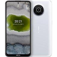 Nokia X10 Dual SIM 5G 4GB/128GB bílá - Mobilní telefon