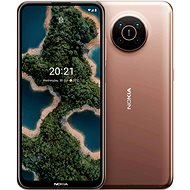Nokia X20 Dual SIM 5G 6GB/128GB Brown - Mobile Phone