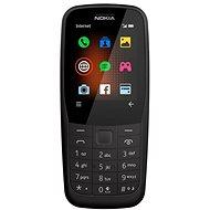 Nokia 220 4G Dual SIM černá - Mobilní telefon