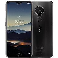 Nokia 7.2 Dual SIM černá - Mobilní telefon
