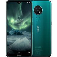 Nokia 7.2 Dual SIM zelená - Mobilní telefon