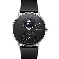 Nokia Steel HR (36mm) Black - Chytré hodinky