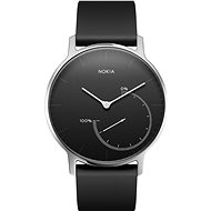 Nokia Steel Black (36mm) - Chytré hodinky
