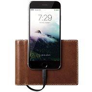 Nomad Leather Charging Wallet Bifold - Peněženka