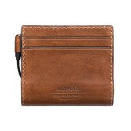Nomad Leather Charging Wallet Slim - Peněženka