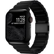 Nomad Titanium Band Black Apple Watch 44/42 mm - Řemínek