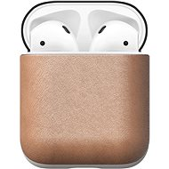 Nomad Leather Case Natural AirPods - Pouzdro