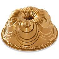 Nordic Ware Forma na bábovku Chiffon 10 cup zlatá - Pečící forma