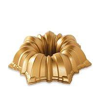 Nordic Ware Forma hvězda 5cup zlatá - Pečící forma