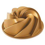 Nordic Ware Bábovka Heritage 6cup zlatá - Pečící forma