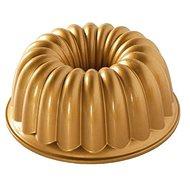 Nordic Ware Bábovka Elegant 10cup zlatá - Pečící forma
