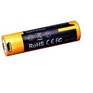 Fenix (14500) 1600 mAh (Li-ion) rechargeable USB charger - Battery