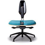 NESEDA tyrkysová - Kancelářská židle