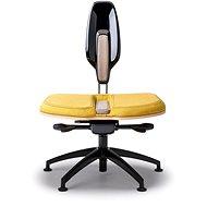 NESEDA žlutá - Kancelářská židle