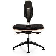 NESEDA Premium carbon černá - Kancelářská židle