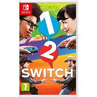1 2 Switch - Nintendo Switch - Hra na konzoli
