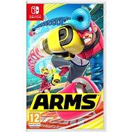 Arms - Nintendo Switch - Hra pro konzoli