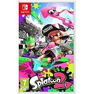 Splatoon 2 - Nintendo Switch - Hra pro konzoli