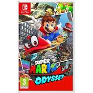 Super Mario Odyssey - Nintendo Switch - Hra pro konzoli