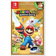 Mario + Rabbids Kingdom Battle - Gold Edition - Nintendo Switch - Hra pro konzoli