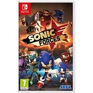 Sonic Forces - Nintendo Switch - Hra na konzoli