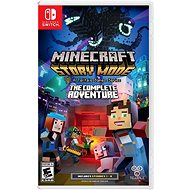 Minecraft Story Mode: The Complete Adventure - Nintendo Switch - Hra pro konzoli