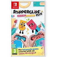 Snipperclips Plus: Cut it out, together! - Nintendo Switch - Hra pro konzoli
