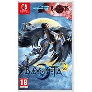 Bayonetta 2 - Nintendo Switch - Hra pro konzoli