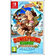 Donkey Kong Country: Tropical Freeze  - Nintendo Switch - Hra pro konzoli