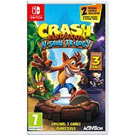 Crash Bandicoot N Sane Trilogy - Nintendo Switch - Hra pro konzoli