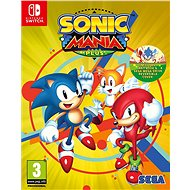 Sonic Mania Plus - Nintendo Switch - Hra pro konzoli