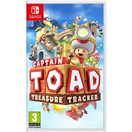 Captain Toad: Treasure Tracker - Nintendo Switch - Hra pro konzoli