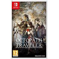 Octopath Traveler - Nintendo Switch - Hra na konzoli