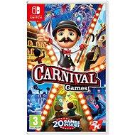 Carnival Games - Nintendo Switch - Hra pro konzoli