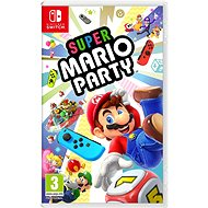 Super Mario Party - Nintendo Switch - Hra pro konzoli