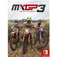 MXGP3 - The Official Motocross Videogame - Nintendo Switch - Hra pro konzoli